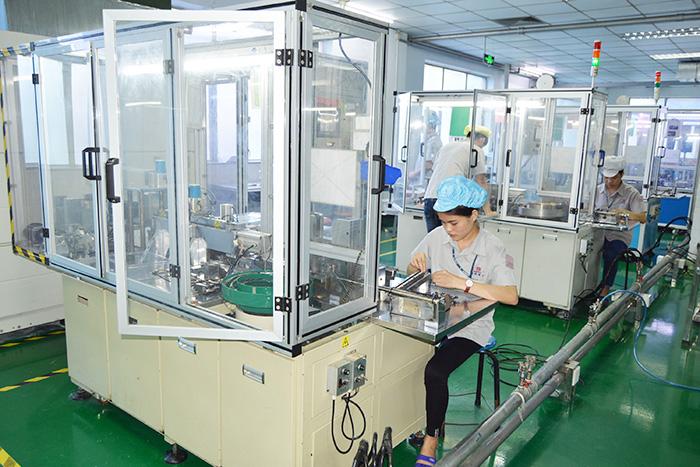 升威生产设备
